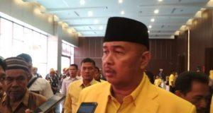 Ketua DPD Golkar Sumut Ngogesa Sitepu Dicopot Dua Hari sebelum Penutupan Pendaftaran Caleg