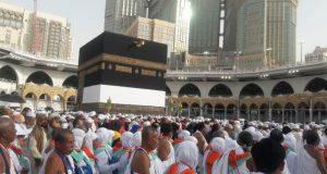101 Orang Jemaah Haji Madina Kloter 8/MES Tunaikan Umroh