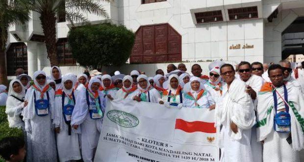 Jemaah Madina Diimbau Fokus Beribadah, Jangan Hanya Selfi dan Update Status