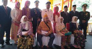 Pemkab Madina Berikan Penghargaan Kepada 4 Veteran