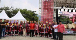 Penampilan Kesenian Mandailing Curi Perhatian Penonton di Asian Games ke 18 Palembang