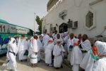 Umroh, Jemaah Mandailing Natal Miqot di Hudaibiyah