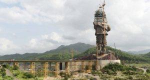 Hormati Pahlawan Nasional, India Bangun Patung Tertinggi di Dunia