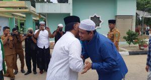 Boby Nasution akan Bantu 5 Santri Terbaik Madina Sekolah ke Timur Tengah