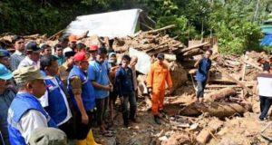 Desa Muara Saladi Masih Terancam Banjir, Gubsu Perintahkan Relokasi