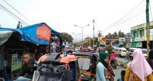 Jalan Raya Kerap Macet, Dishub Madina Akan Sosialisasi Ke Penarik Jasa Betor