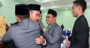 Sumut Sabet Juara 1 Cabang Syarhil Qur'an Putera