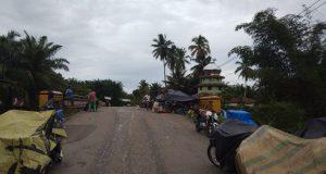 Banjir di Wilayah Natal  Berangsur Surut
