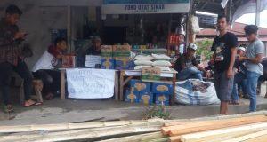 PNNB Lingkungan VI Banjar Sehat Galang Dana Musibah Banjir Bandang  Muara Saladi