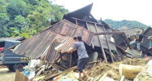 Kerugian Banjir Bandang Muara Saladi Mencapai 2 Milyar Lebih