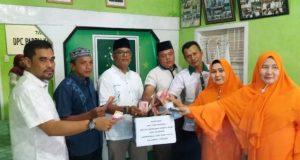 Kader PKB Madina Kumpulkan Bantuan untuk Korban Gempa dan Tsunami Sulawesi