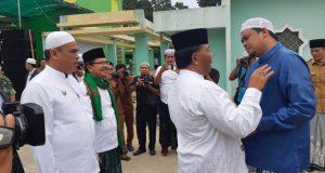 Menantu Jokowi Hadiri Hari Santri di Madina