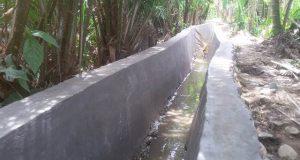 Drainase di Kelurahan Tapus Kurangi Potensi Banjir