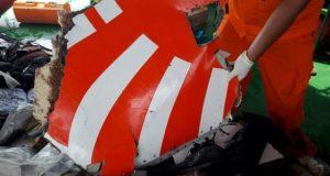 Potongan Tubuh Ditemukan di Lokasi Jatuhnya Lion Air JT 610