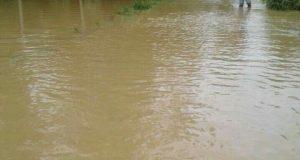 Sungai Batang Gadis Meluap, Hutagodang Muda Kembali Dilanda Banjir