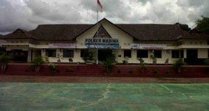Polres Madina OTT Dokter di RSU Panyabungan