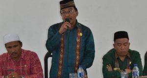 Kepala Kantor Kementerian Agama Mandailing Natal Buka Bimbingan Manasik Haji