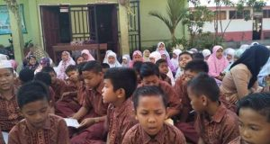 SDN 193 Kotanopan Gelar Zikir dan Doa Bersama