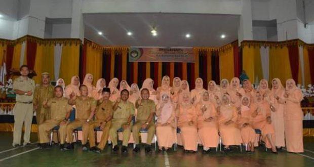 Dharma Wanita Persatuan Madina Peringati HUT ke 19