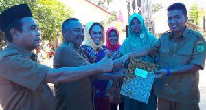 Tim Evaluasi PT P2W KSS Sumut Kunjungi Desa Binaan di Madina
