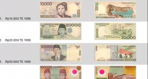 3 Hari Lagi, 4 Uang Rupiah Ini Tak Berlaku pada 2019