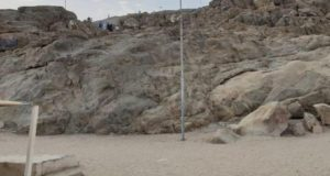 Cerita di Balik Habib Rizieq Deklarasi 2019 Ganti Presiden di Jabal Rahmah