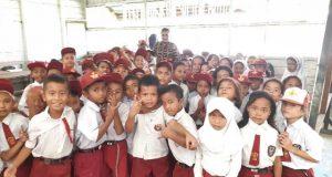 Disdik Madina Monitoring ke Sekolah Dasar di Desa Pedalaman Muara Batang Gadis