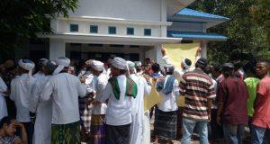 Kepdes Jambur Padang Matinggi Madina Diduga Korupsi Dana Desa