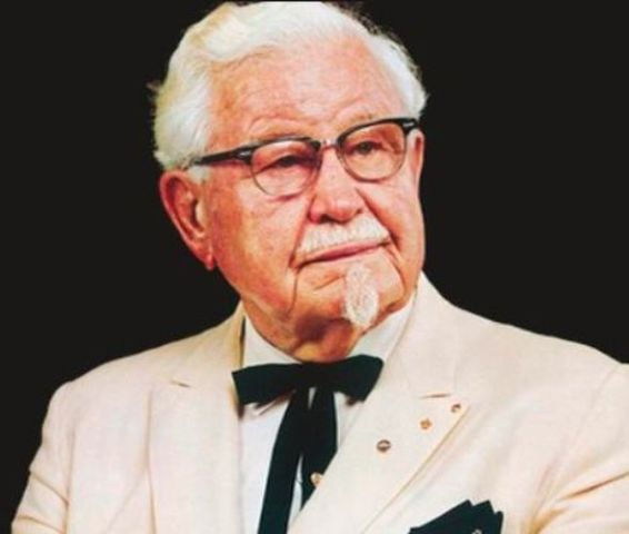 Colonel (Harland) Sanders, Peramu Resep Rahasia KFC