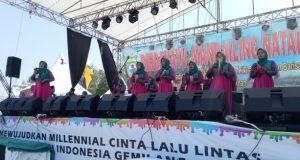 Group Nasyid Pastap Tampil Festival Nasyid di HUT Madina ke-20