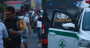 Istri Terduga Teroris di Sibolga Meledakkan Diri