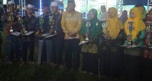 MIN 2 Madina Raih Juara I Festival Nasyid Cilik
