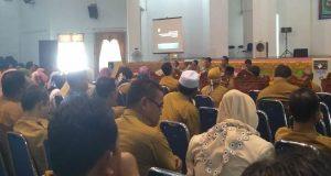 Sekda Buka Pra Musrembang Kabupaten Madina Tahun 2019