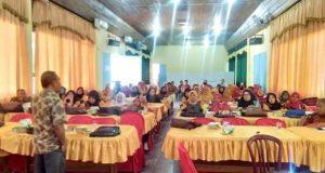 Dispen Madina Gelar Seminar Buku Lokal dan Adat