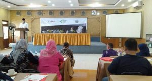 Wabup Madina Buka Workshop Kampanye Kesehatan Ibu dan Bayi