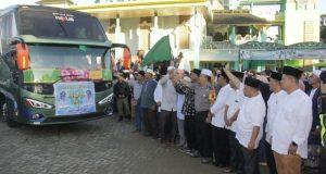 504 Calhaj Asal Madina Masuk Kloter 5 dan 17 Embarkasi Medan