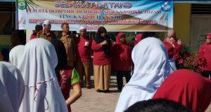 Dinas Pendidikan Madina Gelar O2SN Tingkat Kabupaten