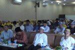 Pembentukan Provinsi Dan Ladang Ganja Jadi Pokok Pembahasan Di Halal Bihalal DPD Golkar Madina
