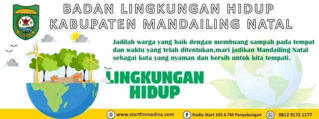Badan Lingkungan Hidup Madina (BLHK)