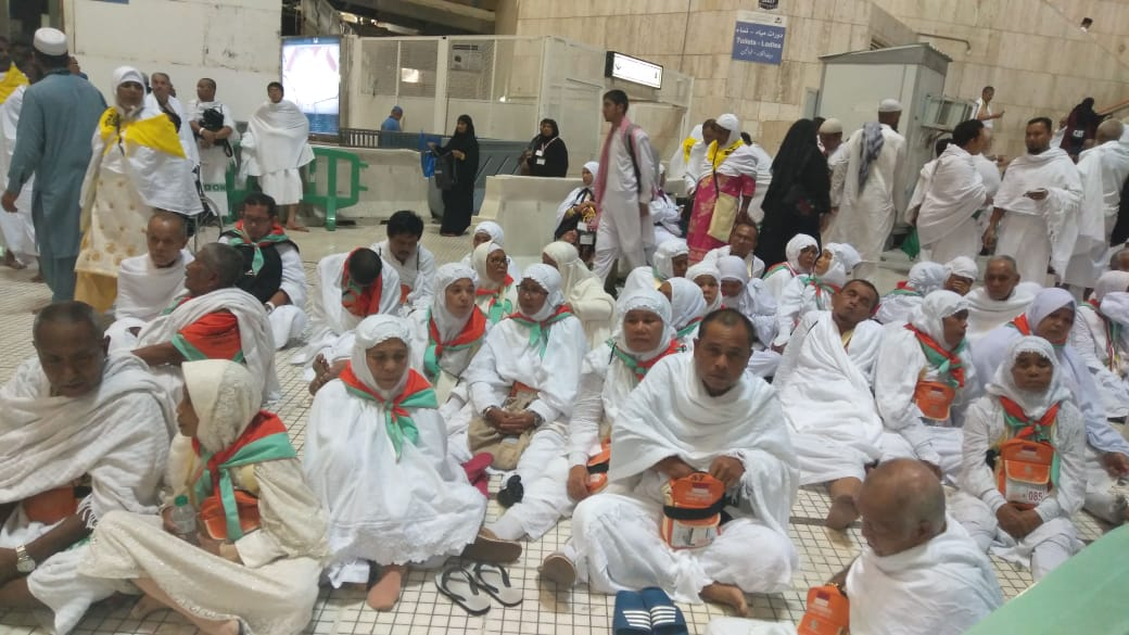 KKSU Komit Bimbing Jamaah Haji Mandailing Natal