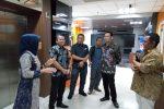 Madina Bicarakan Penanganan Bencana Di BNPB Jakarta.