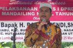 DPRD Madina Soroti Buruknya Kinerja Pengelola Keuangan Dan Aset Daerah