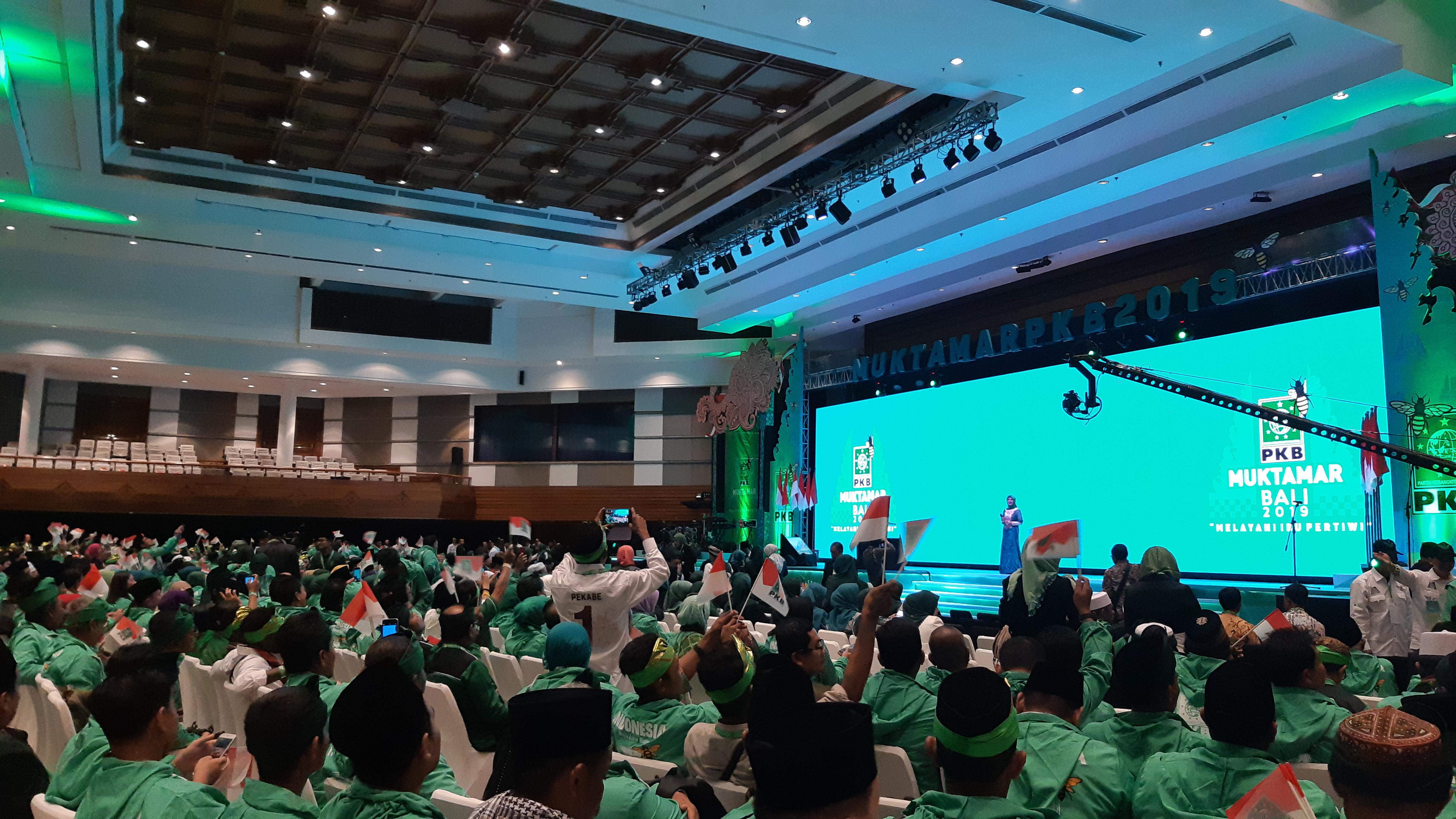 Aklamasi, Cak Imin Kembali Pimpin PKB Periode 2019- 2024