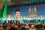 Ma'ruf Amin Tutup Muktamar V PKB di Bali