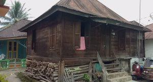 Rumah Tempat Lahir Jenderal Abdul Haris Nasution Memprihatinkan