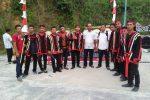 Desa Purba Julu Ikut Sukseskan Rekor MURI Gordang Sambilan