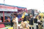 Ribuan Warga Saksikan Karnaval HUT ke-74 RI di Madina