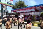 Barisan Deville Meriahkan HUT ke-74 RI di Madina