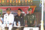 Upacara HUT ke-74 RI di Kecamatan Panyabungan Timur Berlangsung Khidmat