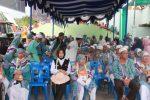 Pemkab Madina Sambut Kedatangan Jemaah Haji Kloter 5